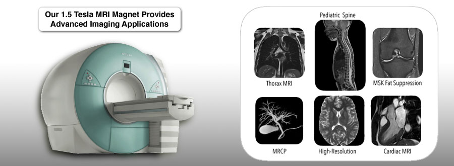 Comprehensive MRI of White Plains